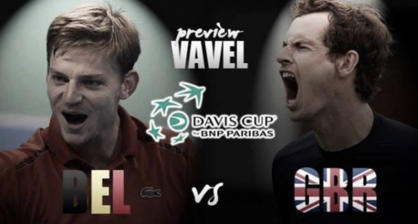 Belgium - Great Britain Davis Cup Final Preview: Historic Final In Ghent Begins This Weekend