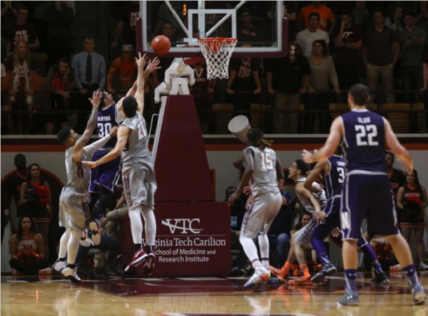 Northwestern Wildcats Survive In An Overtime Thriller Against Virginia Tech