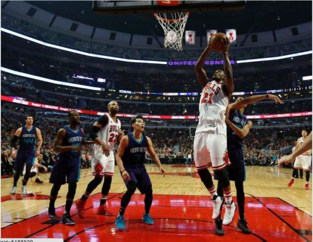 Chicago Bulls Fall Short Against Charlotte Hornets