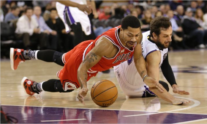 Chicago Bulls Bounce Back With 107-102 Win Over Sacramento Kings