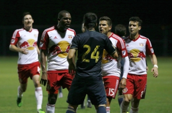 Philadelphia Union Battle New York Red Bulls To Scoreless Draw In MLS Preseason Match