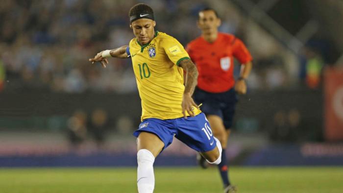 Copa America Centenario: Brazil's Hopes Rest On Neymar's Availability