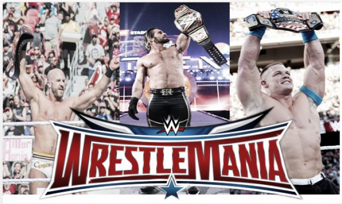Could John Cena, Seth Rollins Or Cesaro Be Ready For WrestleMania 32?