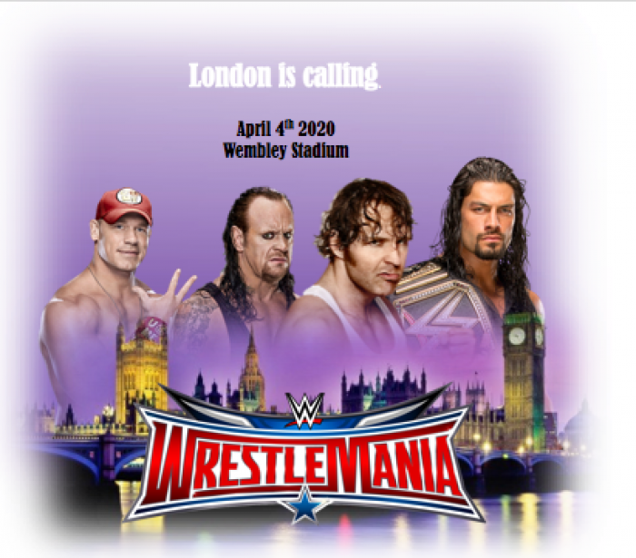 Boris Johnson Is 'Dead Keen' On A WrestleMania In London