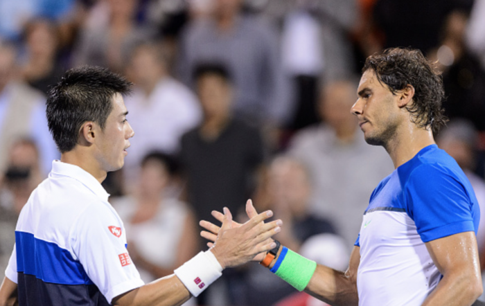 ATP Indian Wells Quarterfinal Preview: Rafael Nadal - Kei Nishikori