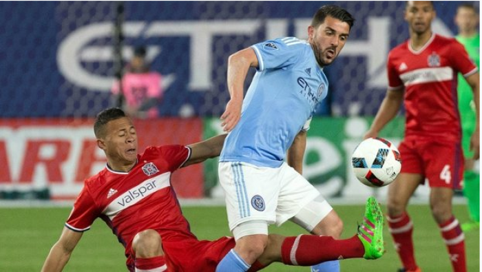 Chicago Fire, New York City FC Play to 0-0 Draw