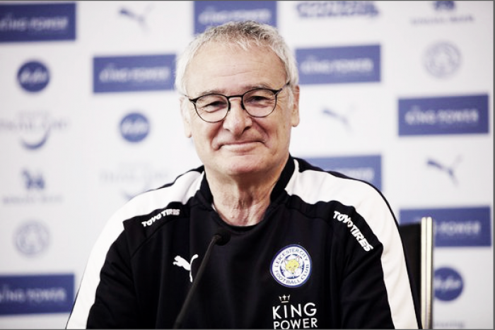 Claudio Ranieri expects tough West Ham match