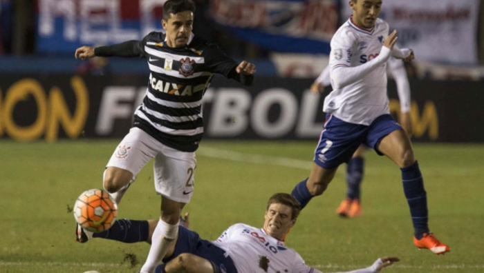 Corinthians and Nacional stay at square one after First Leg