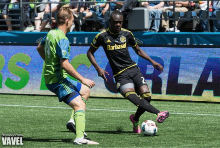 Report: Columbus Crew SC trade Kei Kamara to the New England Revolution