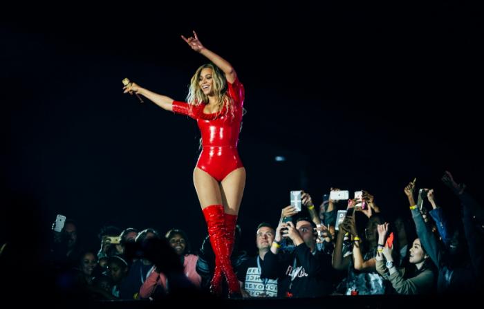 Una noche en el Formation World Tour de Beyoncé