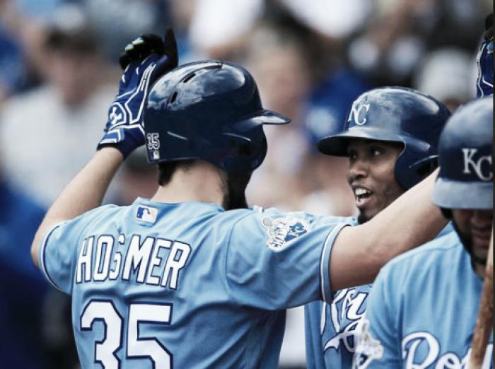 Eric Hosmer's blast leads Kansas City Royals to 3-2 win over Boston Red Sox