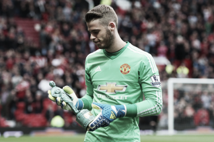 Report: Real Madrid have until June to sign David de Gea from Manchester United for cut price