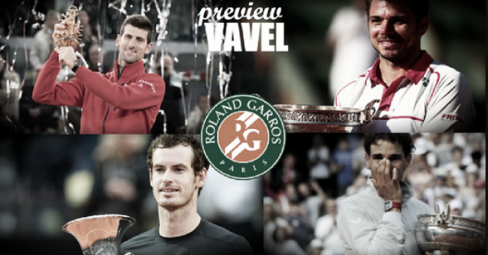 French Open: 2016 men's preview