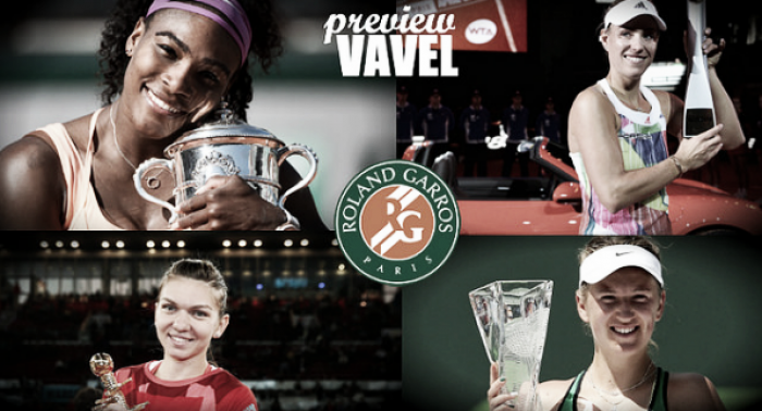 French Open: 2016 women's preview