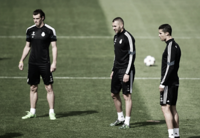 UEFA Champions League Final: Atletico Madrid, Real Madrid combined XI