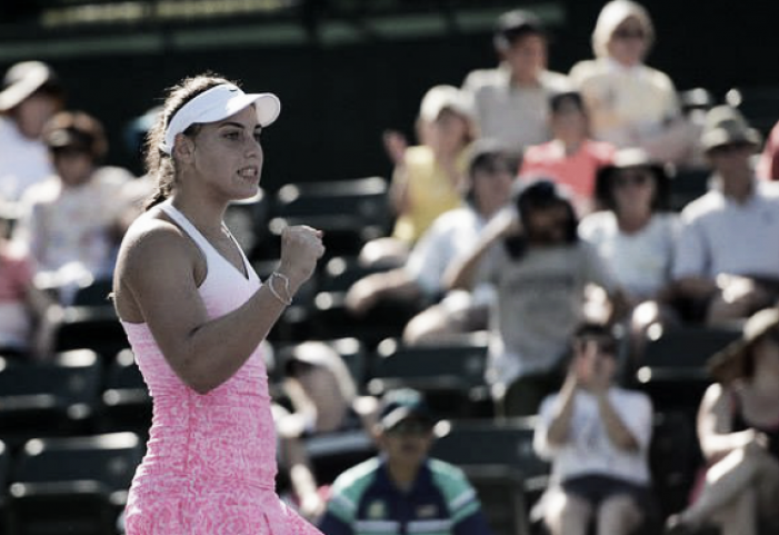 French Open: Ana Konjuh cruises into second round with easy win over Arina Rodionova