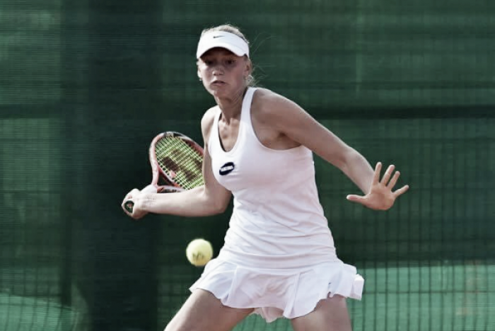 French Open: Elena Rybakina defeats Anastasia Detiuc for spot in second round