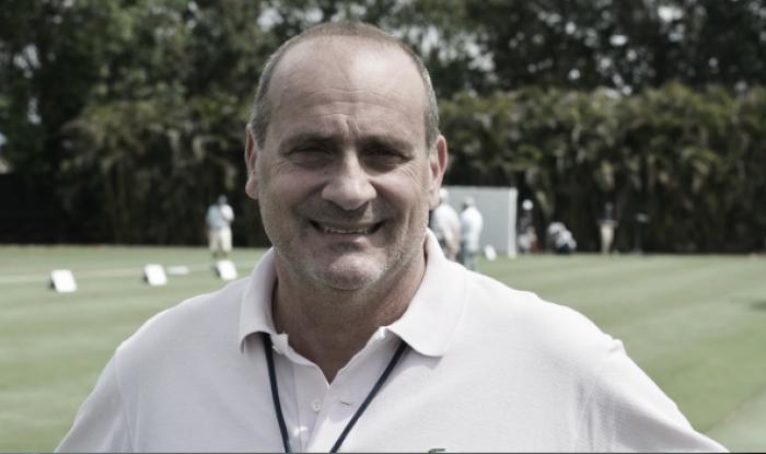 Bruno Rebeuh regrets becoming a tennis umpire