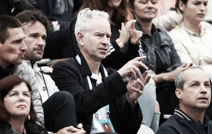 John McEnroe: I think Djokovic can become the GOAT