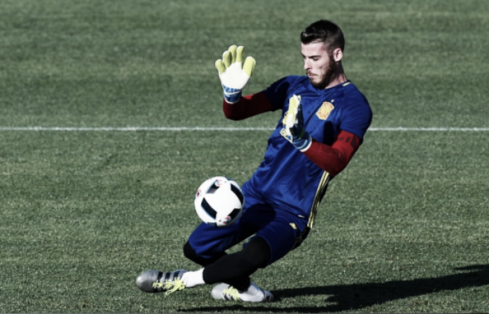Report: Real Madrid will not activate David de Gea's 39 million pound release clause