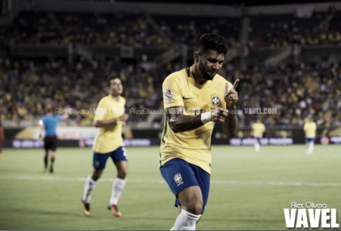 Copa America Centenario: Brazil records first win of Copa America with 7-1 rout of Haiti