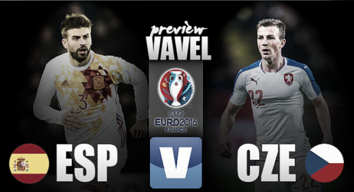 Spain vs Czech Republic preview: Two-time defending champs begin their title defense