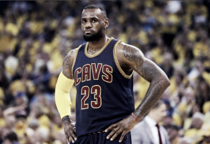 22f63e5c2109 Cleveland Cavaliers need more from LeBron James in Game 5 - VAVEL.com
