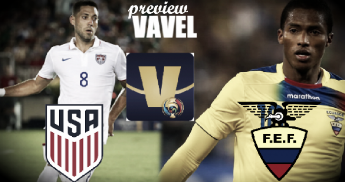 Copa America Centenario: United States, Ecuador battle for semifinal spot