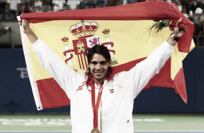 Spain name their Olympic tennis team