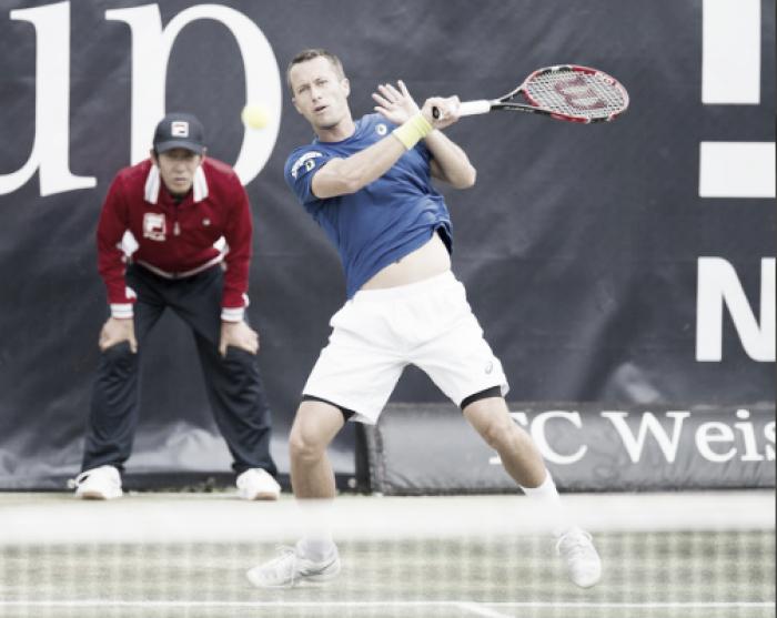 ATP Halle: Philipp Kohlschreiber defeats Ivo Karlovic