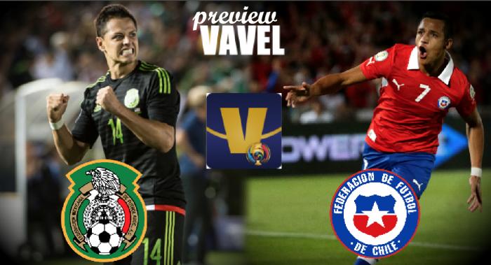Copa America Centenario: Mexico faces Chile in mouthwatering quarterfinal matchup