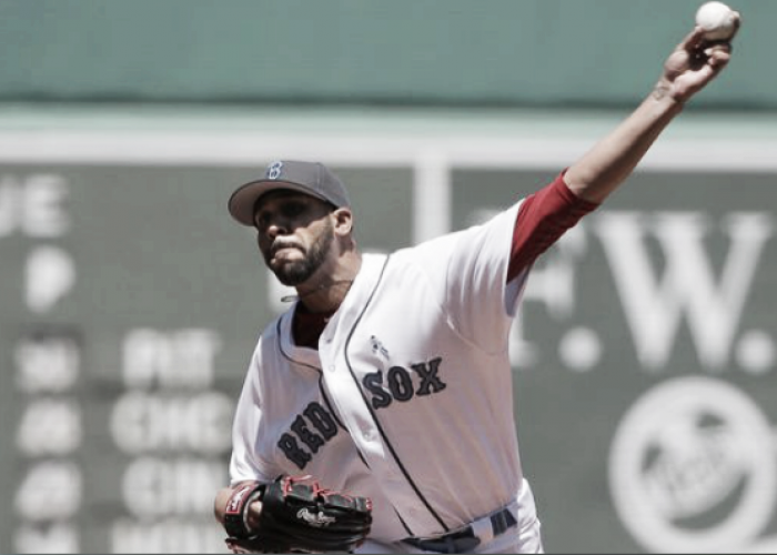 David Price dominates as Boston Red Sox beat Seattle Mariners, 2-1