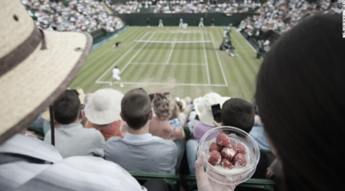 Strange betting odds, prop bets at The Championships, Wimbledon
