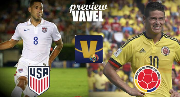 Copa America Centenario: Colombia, USMNT set to meet again