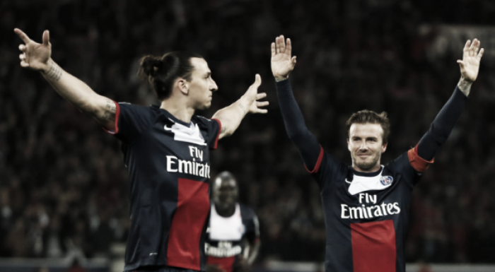 Zlatan Ibrahimovic reveals he turned down David Beckham's MLS offer to play for United