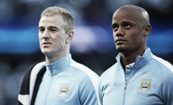 City skipper Vincent Kompany making good progress on injury return