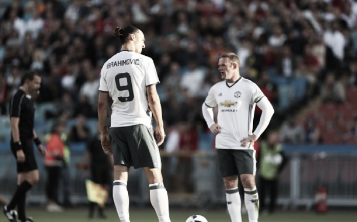 Stuart Robson discusses the partnership of Zlatan Ibrahimovic and Wayne Rooney