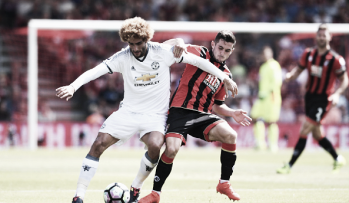 Stuart Robson believes Marouane Fellaini will be an important player for Jose Mourinho