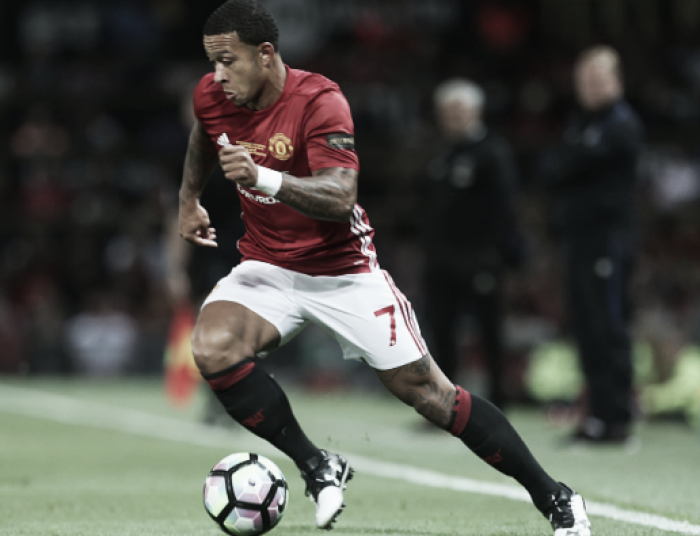 Jose Mourinho is still a believer in Memphis Depay