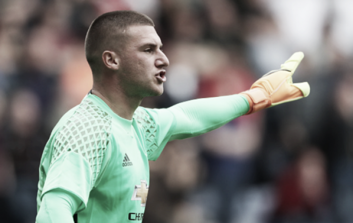 Sam Johnstone hints at a move away from Manchester United