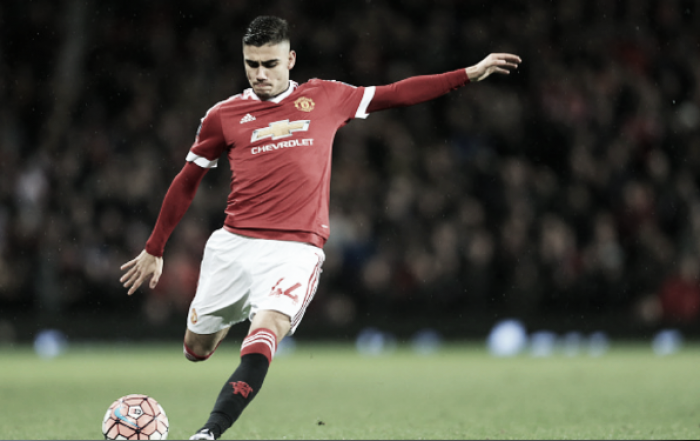 Manchester United hope Andreas Pereira goes on loan in the Premier League