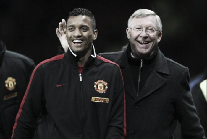 Nani praises Sir Alex Ferguson, calling him a father figure