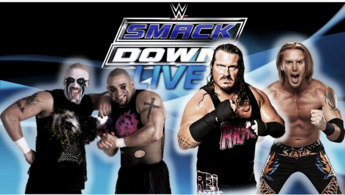 The Headbangers return to WWE on SmackDown Live next week