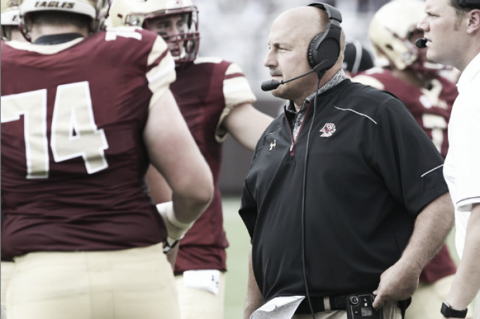 Boston College Eagles searching for answers after 49-0 loss to Virginia Tech Hokies