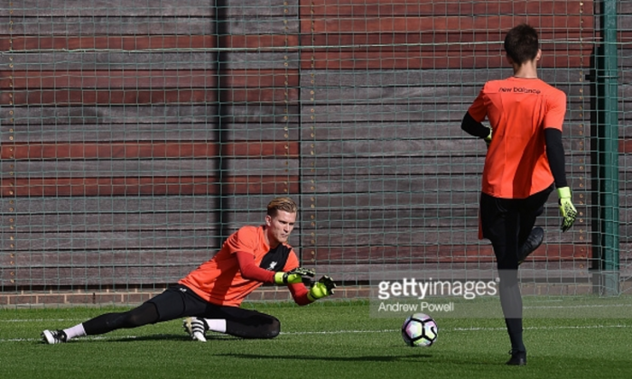 "No decision on Karius or Mignolet yet, but Liverpool's goalkeeping competition is ""very positive"" says Klopp"