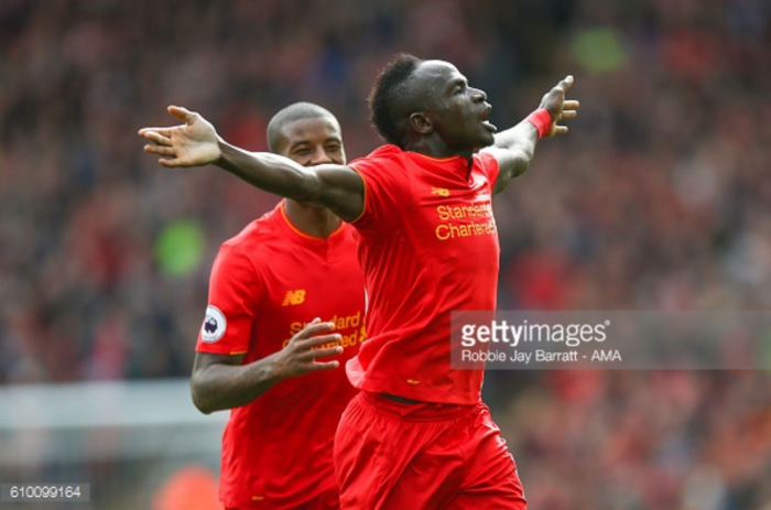 It's too early in the season to think about what this Liverpool team can achieve, says Sadio Mane