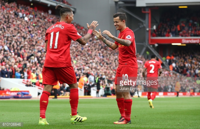 Liverpool FC International Watch: Coutinho and Firmino both score for Brazil in Bolivia thrashing