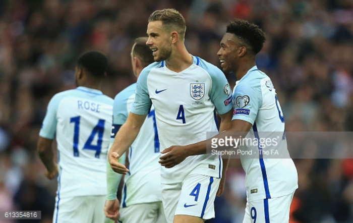 Liverpool FC International Watch: Henderson assists Sturridge header as England beat Malta