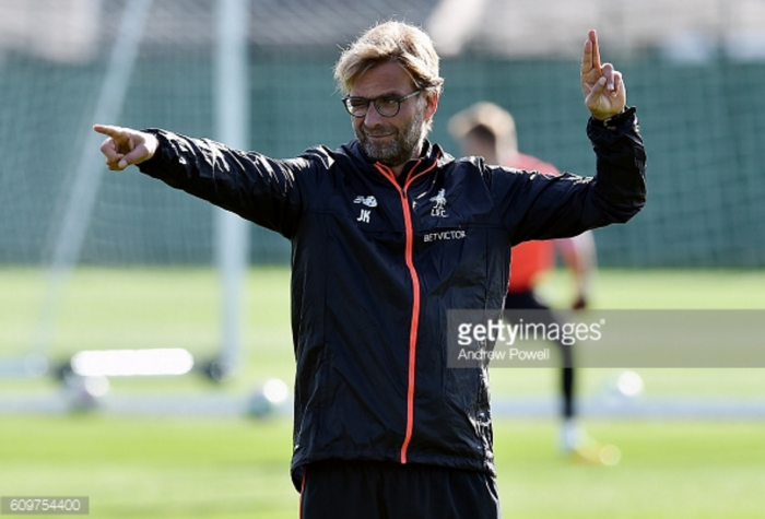 Jürgen Klopp's Liverpool in double training sessions in lead-up to United clash