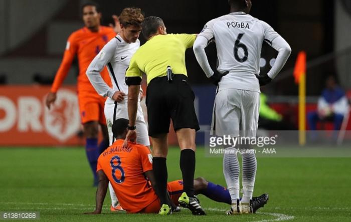 Liverpool dealt Georginio Wijnaldum international duty injury blow